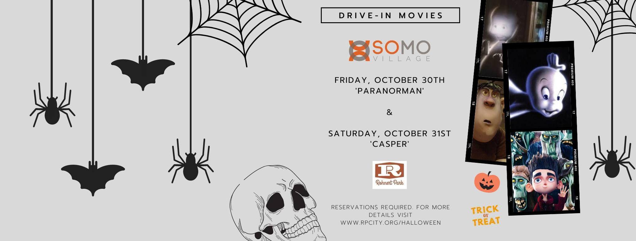 Halloween Weekend Drive In Movies