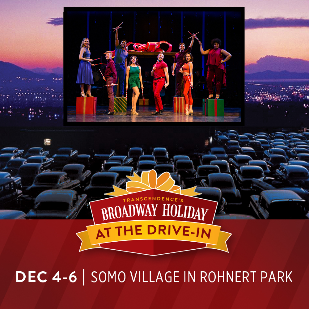 Broadway Holiday at the Drive-In